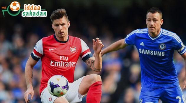 Chelsea - Arsenal-iddaa-tahminleri