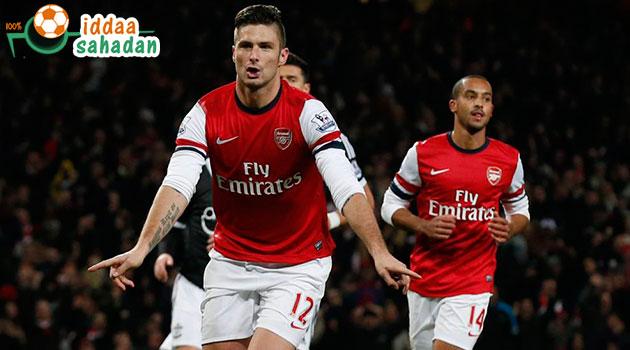 Arsenal 2 - 1 Swansea