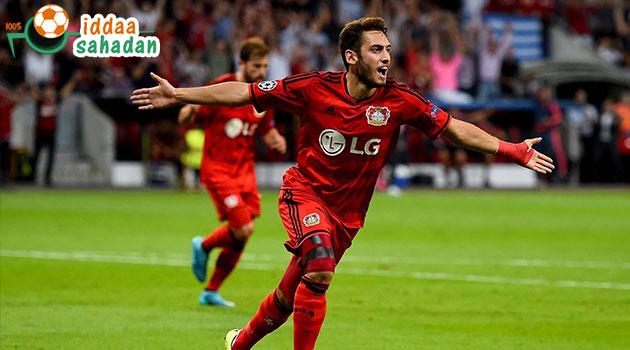 Hoffenheim - Leverkusen Maç Özeti