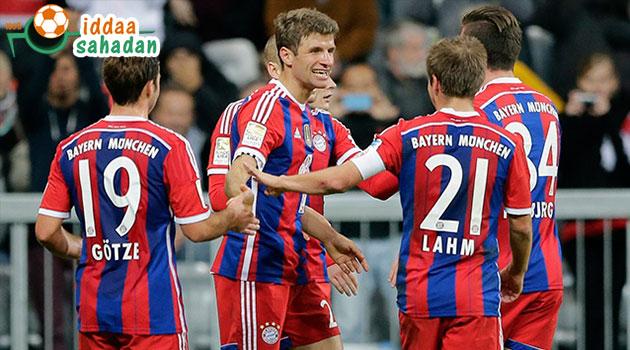 Hertha Berlin - Bayern Münih Maç Özeti