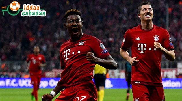 Bayern Münich Werder Bremen iddaa Tahmin