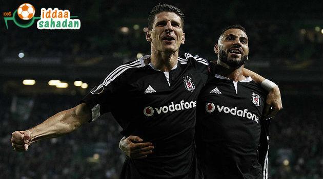 Beşiktaş - Hapoel Beer Sheva maç tahmini