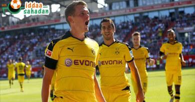 Dortmund - Monchengladbach maç tahmini
