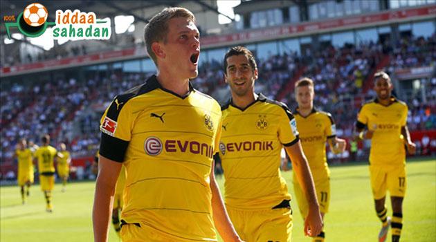 Augsburg - Dortmund maç tahmini