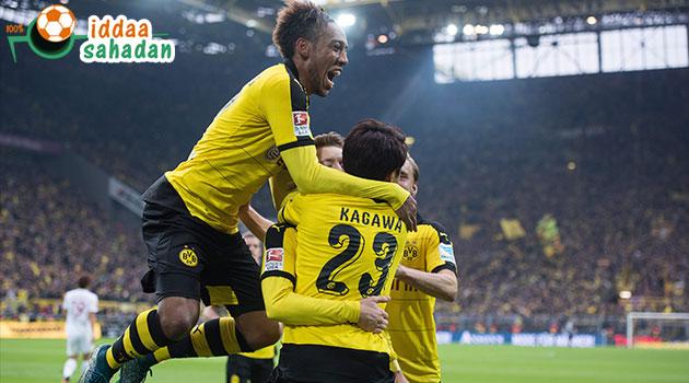 Frankfurt - Dortmund iddaa Tahmin
