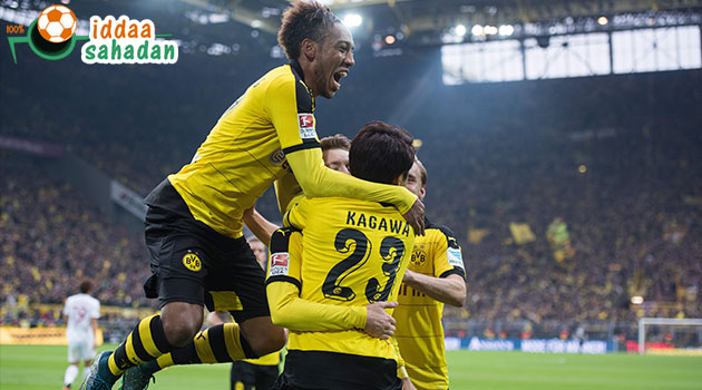Dortmund - Wolfsburg iddaa Tahmin