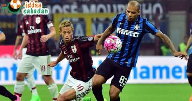 İnter - Milan Maç Özeti