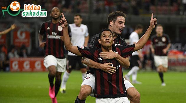 Juventus - Milan iddaa Tahmin