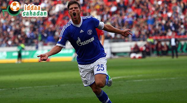 Schalke - Frankfurt maç tahmini