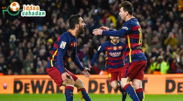 Barcelona - Eibar Maç Tahmini