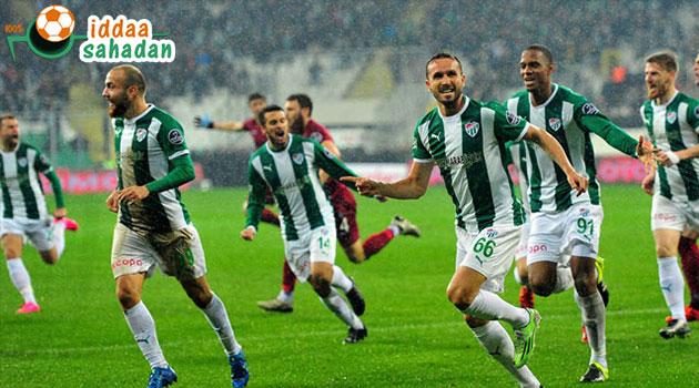 Bursaspor - Gençlerbirliği iddaa Tahmin