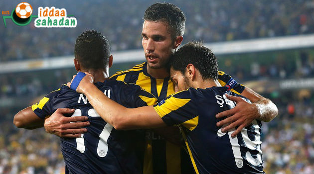 Fenerbahçe - Manchester United iddaa Tahmin