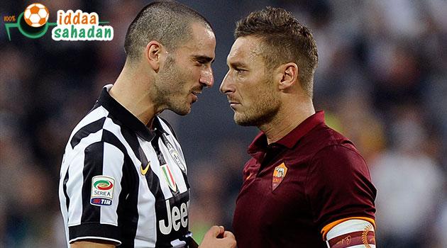 Roma - Juventus -iddaa-tahminleri