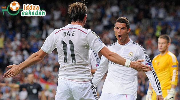 Real Madrid - Malaga iddaa Tahmin