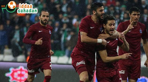 Trabzonspor - Konyaspor iddaa Tahmin