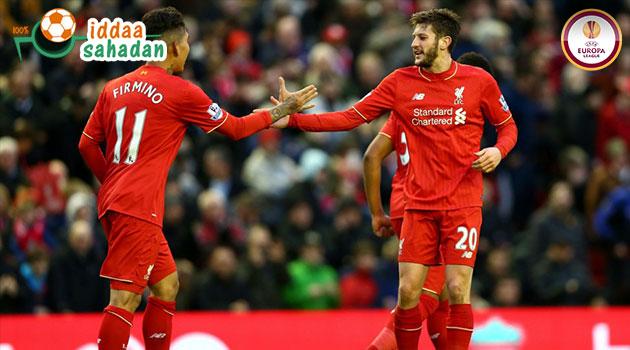 Liverpool - Sevilla iddaa Tahmin