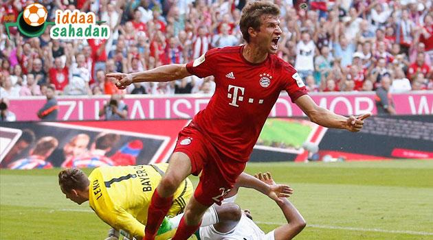 Bayern Münih 2 - 2 Mainz Maç Özeti