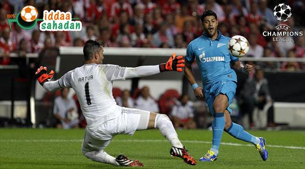 Benfica---Zenit-tahmin-izle