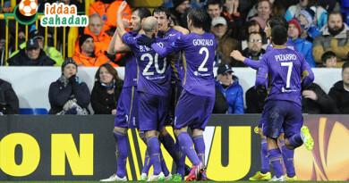 Fiorentina 5 – 4 Inter Geniş Maç Özeti
