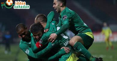 Bursaspor 0 – 1 Adanaspor Geniş Maç Özeti