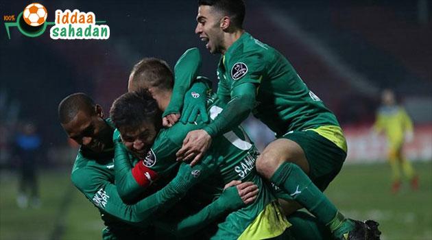 Bursaspor - Osmanlıspor Maç Özeti