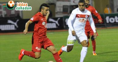 Gaziantep - Eskişehirspor idda tamin