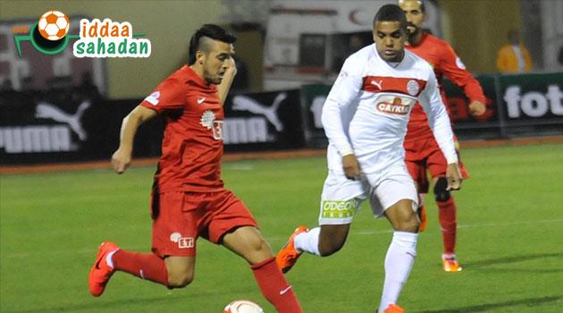 Eskişehirspor - Gaziantepspor idda tamin