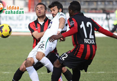 Gaziantespor – Karabükspor Maç Tahmini