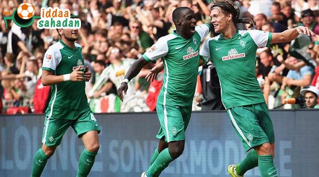 Frankfurt Werder Bremen Maç Özeti
