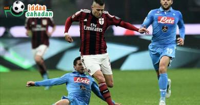 Napoli – Milan Maç Tahmini & İddaa Oranları