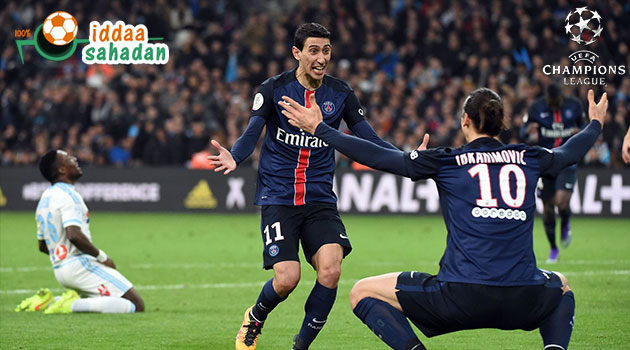 Nice - PSG Maç Özeti