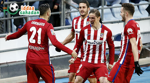 La Coruna 0 - 1 Atletico Madrid