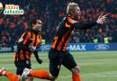 Shakhtar Donetsk 3 - 1 Feyenoord