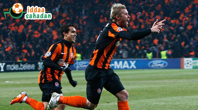 Shakhtar Donetsk Başakşehir Maç Tahmini