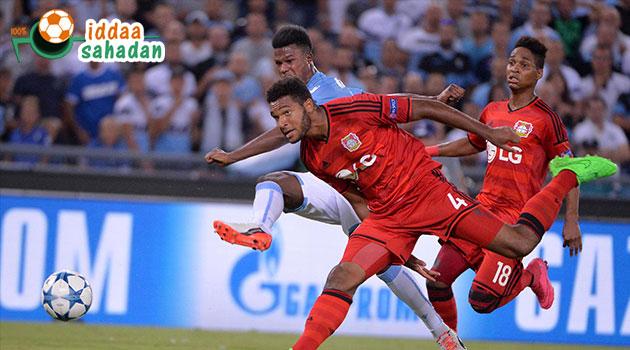 Monaco - Leverkusen iddaa tahmin
