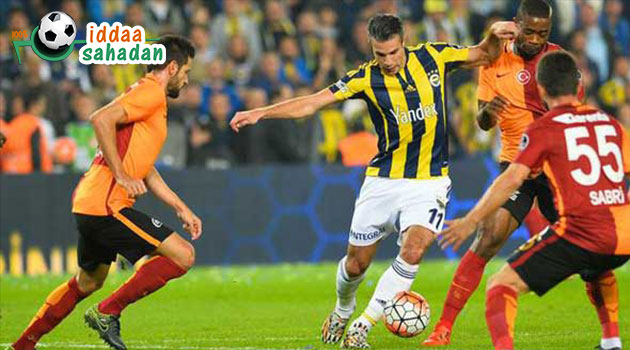 Galatasaray - Fenerbahçe maç Tahmini