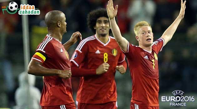 Belçika - Yunanistan Maç Tahmini