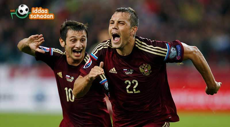 Rusya - Slovakya Maç Tahmini euro 2016