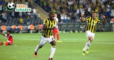Fenerbahçe – Gaziantepspor Maç Tahmini & İddaa Oranları