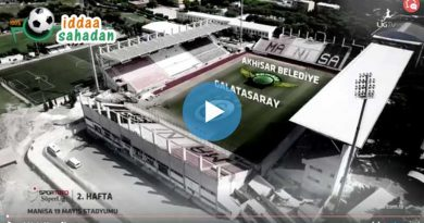 Akhisar 1 – 3 Galatasaray Geniş Maç Özeti