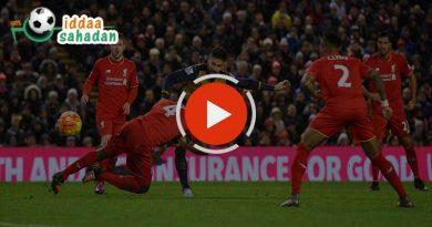 Liverpool 2 – 3 Swansea City Geniş Maç Özeti
