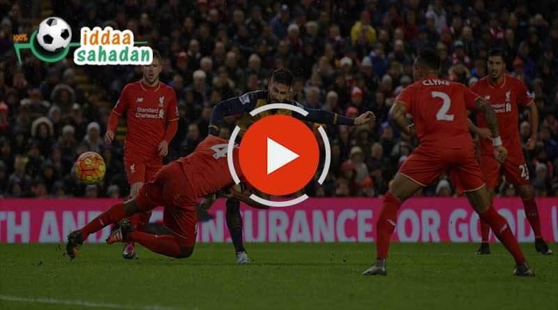 Bournemouth Liverpool Maç Özeti