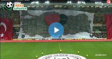 Başaksehir 2 – 2 Antalyaspor Geniş Maç Özeti