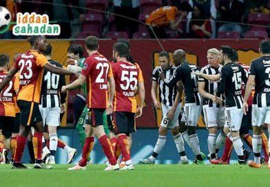 Galatasaray – Beşiktaş Maç Tahmini & İddaa Oranları