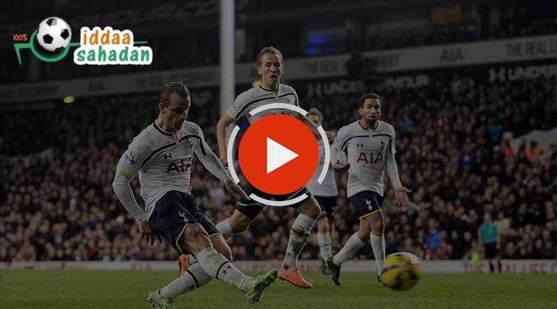 Hull City 1 - 7 Tottenham Maç Özeti