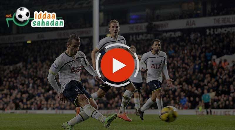 Tottenham Everton Özet