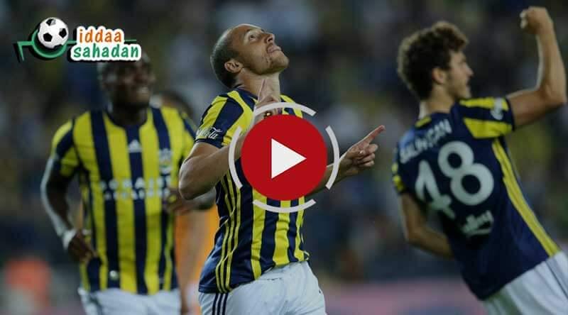 Fenerbahçe Grasshopper Maç Özeti