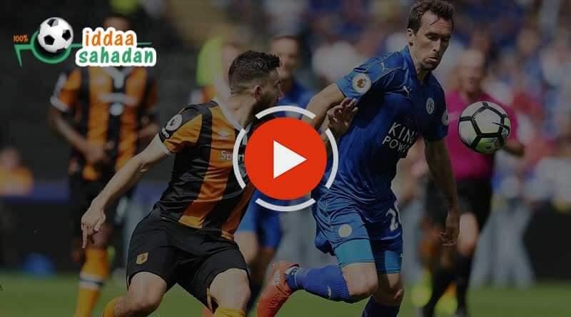Hull City Leicester City Maç Özeti