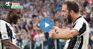 Juventus 3 – 0 Cagliari Maç Özeti