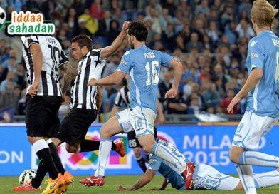 Lazio – Juventus Maç Tahmini & İddaa Oranları